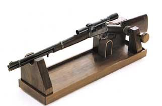 Wood Gun Vise